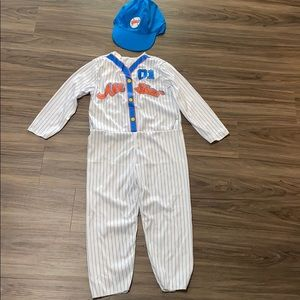All Star baseball Halloween costume size 4